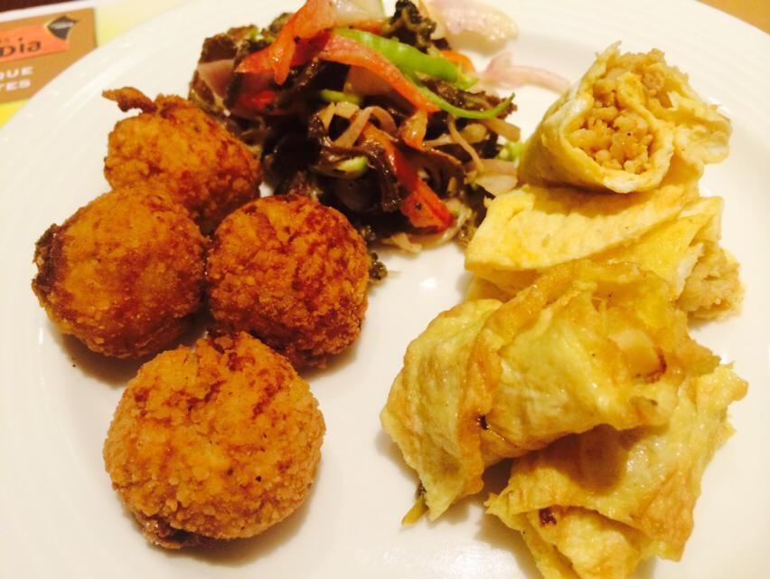sri lankan snacks